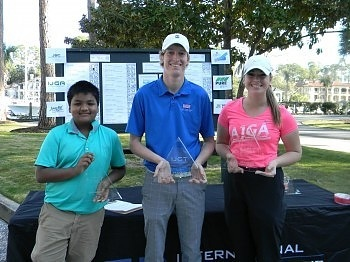 Wren, Whaley and Jaiswal victorious at Lowcountry Junior