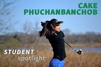 "Student Spotlight: Chomchana ""Cake"" Phuchanbanchob"