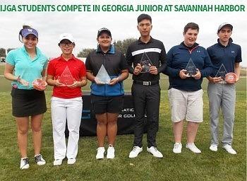 IJGA Students Bring Home Awards at Savannah Harbor