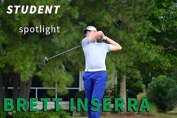 Student Spotlight: Brett Inserra