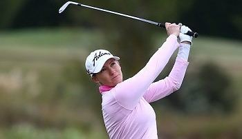 Sarah-Jane Smith Participates in the Ladies European Tour's ISPS Handa NZ Women's Open