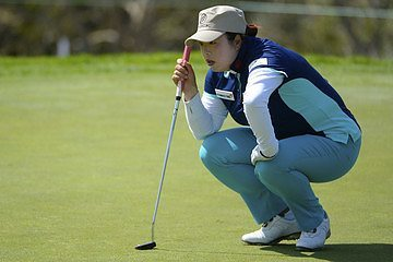 Alumni Update: Feng continues strong LPGA play