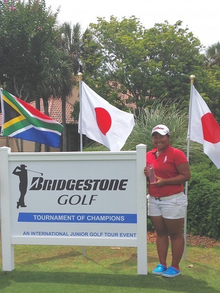 IJGA students end season strong at Bridgestone Golf Tournament of Champions