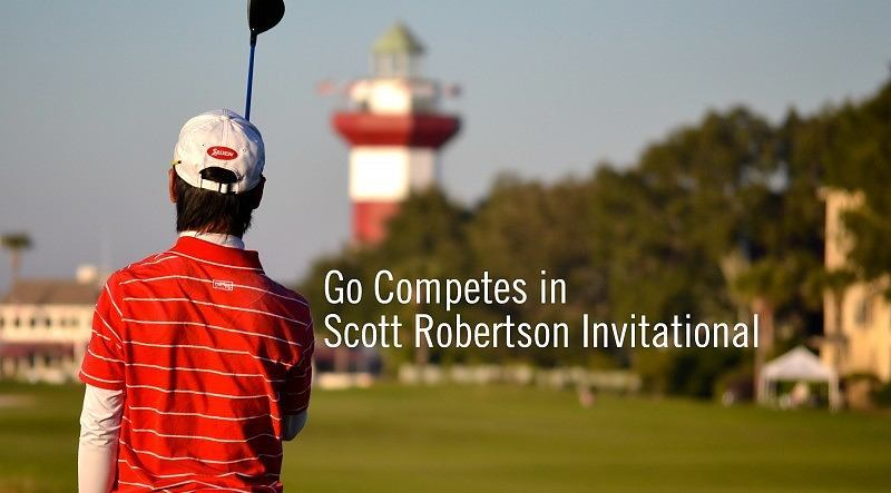 Sophmore Go competes in Scott Robertson Invitational