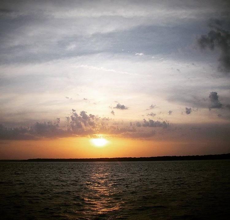 A beautiful South Carolina sunset