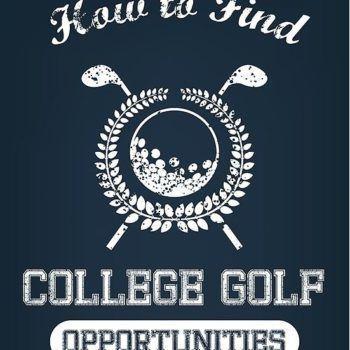 college golf opportunities