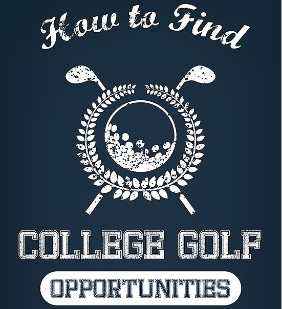 How to Find College Golf Opportunities