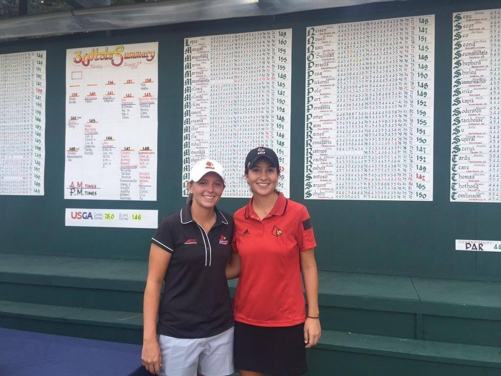 Restrepo Advances to Round of 32 in U.S. Women's Am