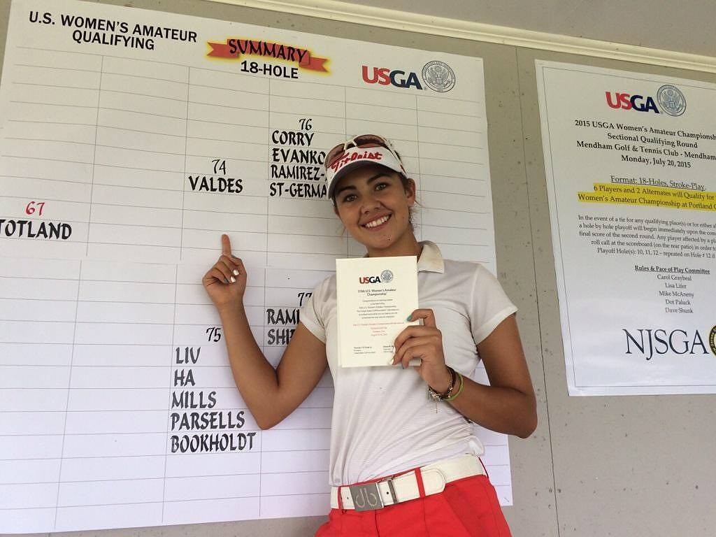 Five Former IJGA Students to Compete in U.S. Women's Amateur