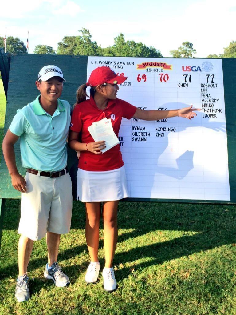 Pear U.S. Women's Amateur Qualifier