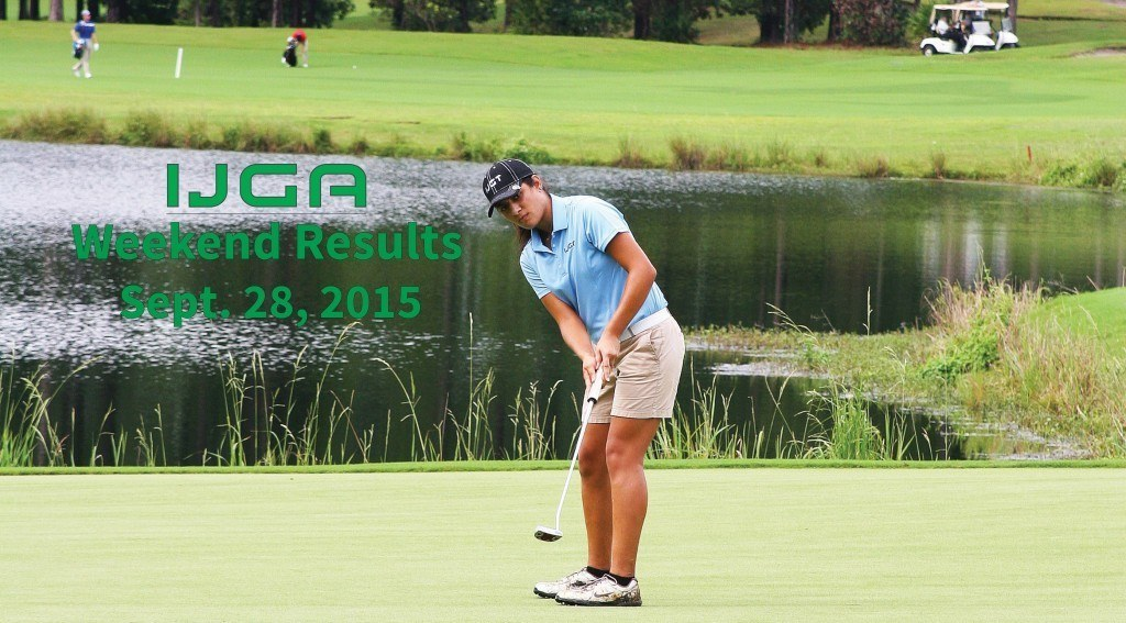 Horaney Takes Third in Myrtle Beach Junior Open