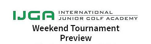 Weekend Tournament Preview – Oct. 3, 2015