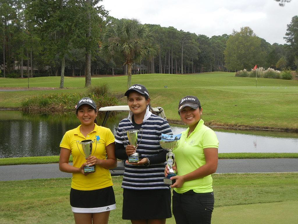IJGA Students Sweep Girls Division of Low Country Junior Shootout