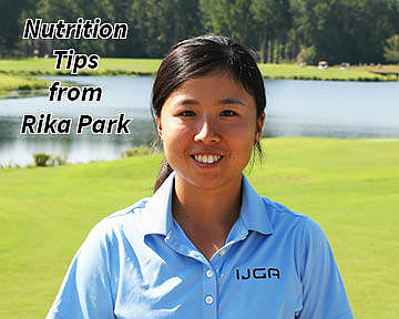 Nutrition Tips from Rika Park