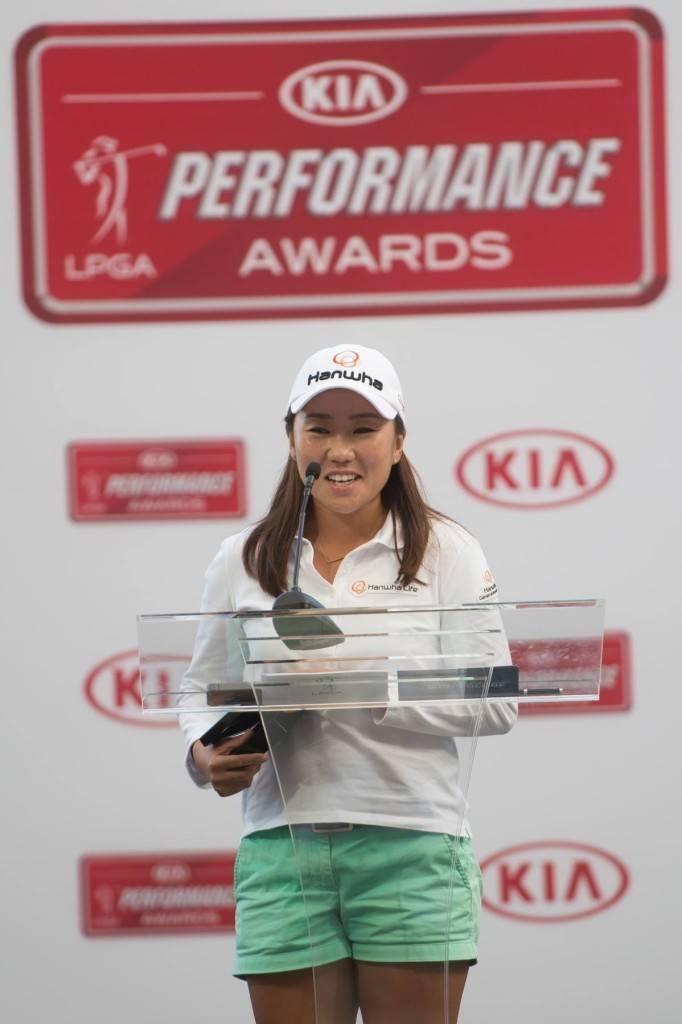 IJGA Alum I.K. Kim wins 2015 Kia Community Assist Award