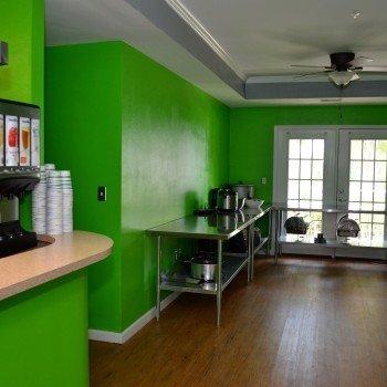 Village Cafe's Front Room