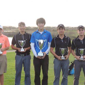 junior golf_win