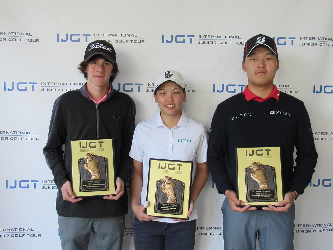Melany Chong, Chase Phillips Victorious at IJGT Junior