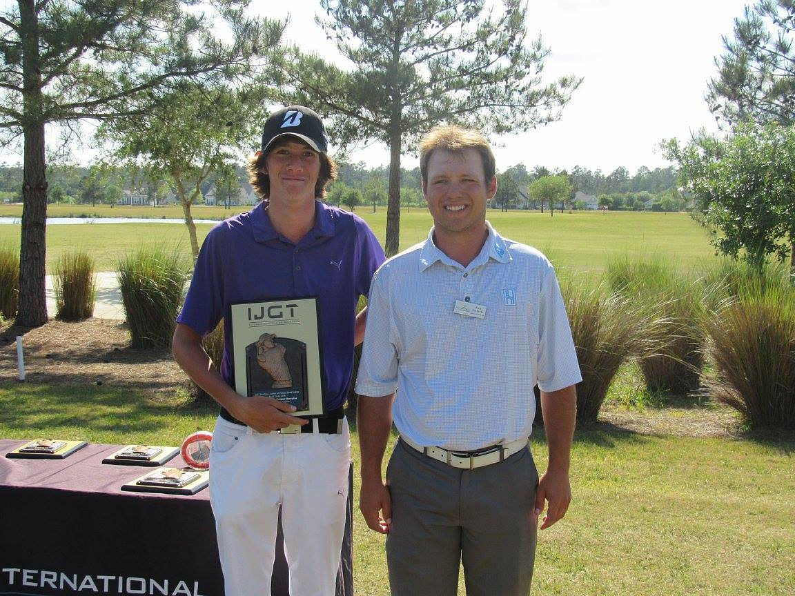 Chase Phillips Wins Fifth IJGT Tournament