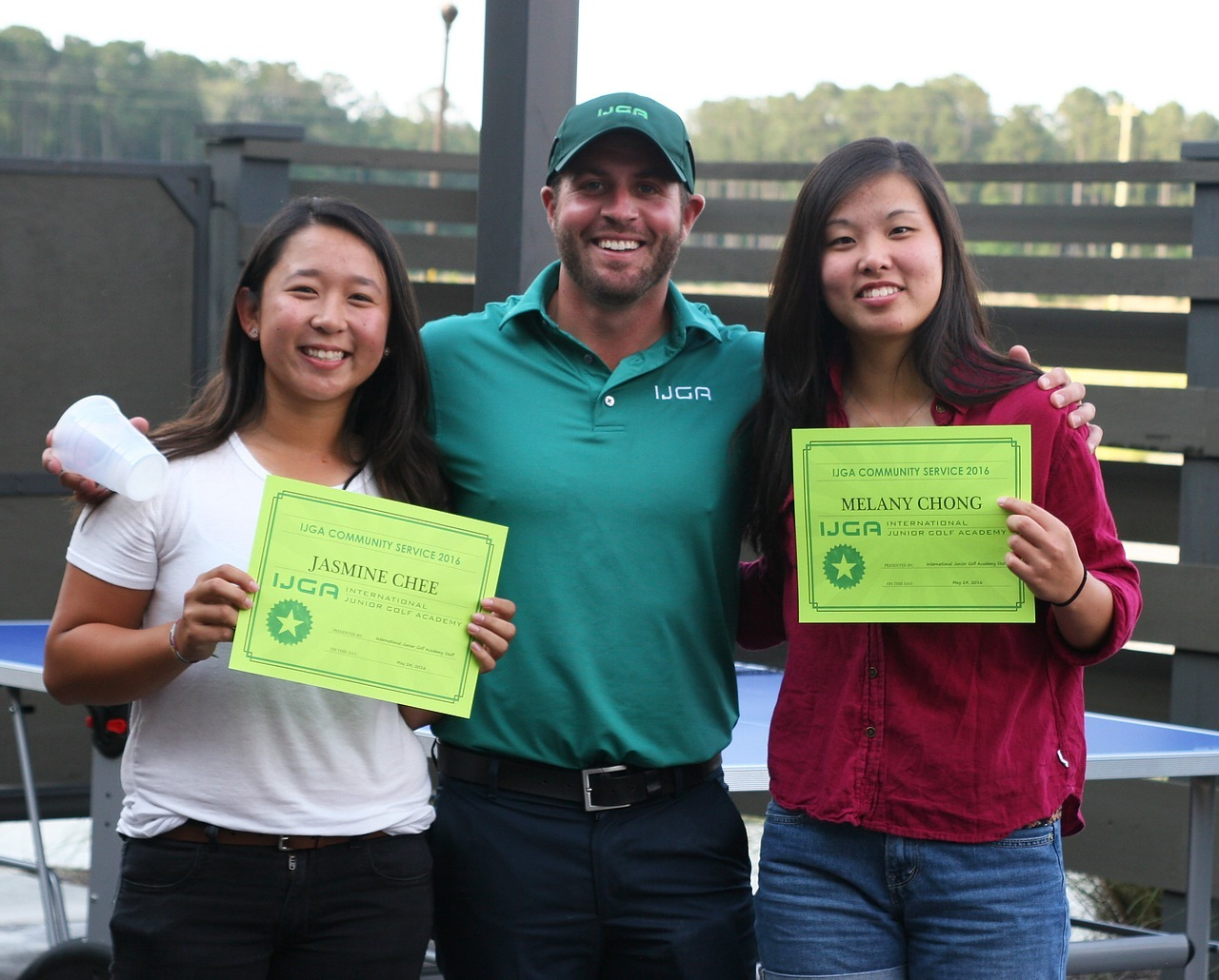 IJGA Hosts Year-End Celebration