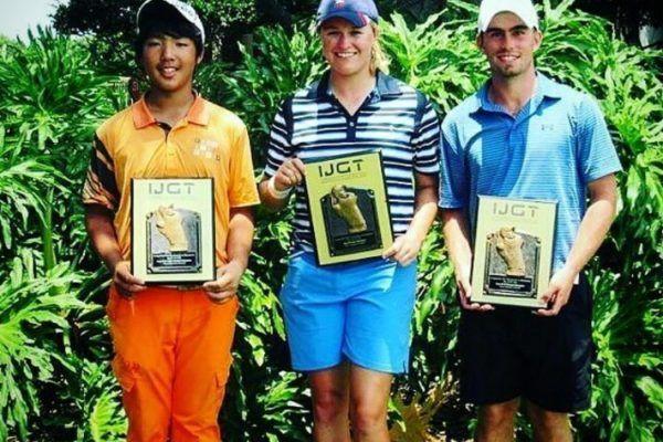 Kayla Kozak Wins IJGT Tournament of Champions