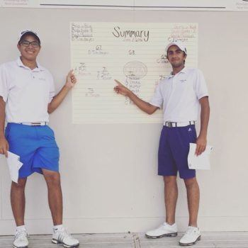 Arjun Puri and Saptak Talwar Qualify for AJGA Davis Love III Junior Open