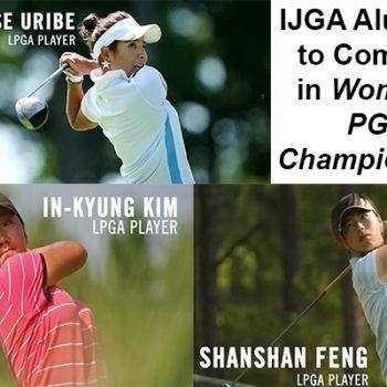 IJGA Alumnae to Compete in Women's PGA Championship