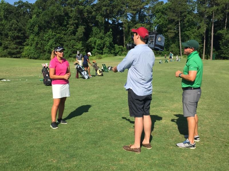 IJGA Kicks Off Summer Golf Camp With The First Tee Week