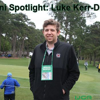 Alumni Spotlight: Luke Kerr-Dineen