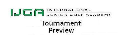 IJGA Tournament Preview