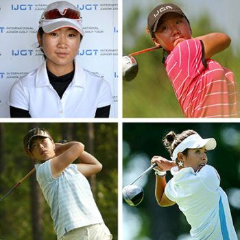 Four IJGA Alumna Competing in U.S. Women's Open