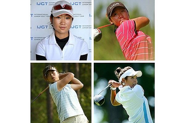 Four IJGA Alumna Competing in U.S. Women's Open
