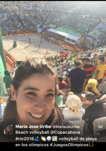 Maria Jose Volleyball