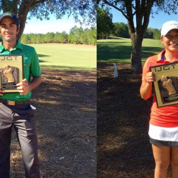 Two IJGA Students Celebrate Win in Savannah