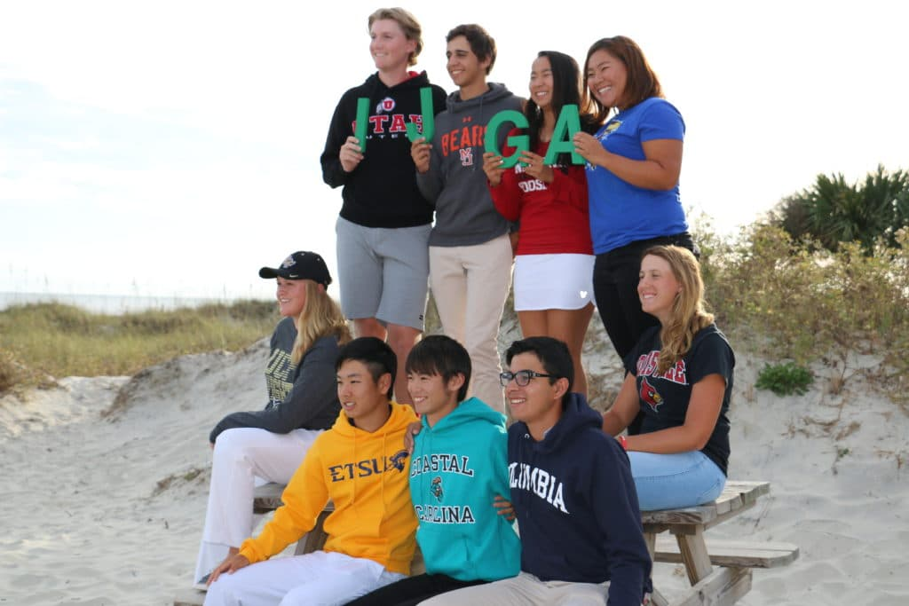 IJGA Staff and Students Express Why They're Thankful for IJGA