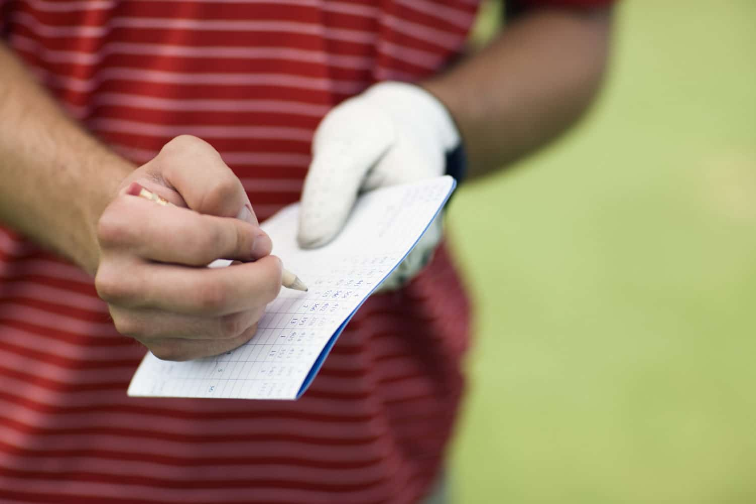 The Benefit of Keeping Stats in Golf