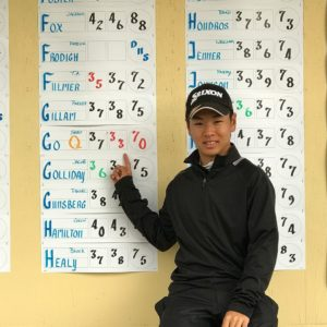 Shiso Go Wins Azalea Invitational Qualifier