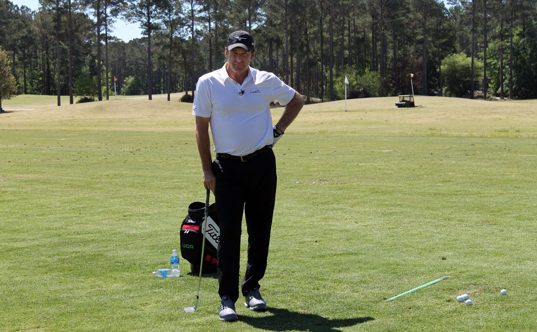 Golf Legend Nick Faldo Hosts International Junior Golf Academy Annual Clinic