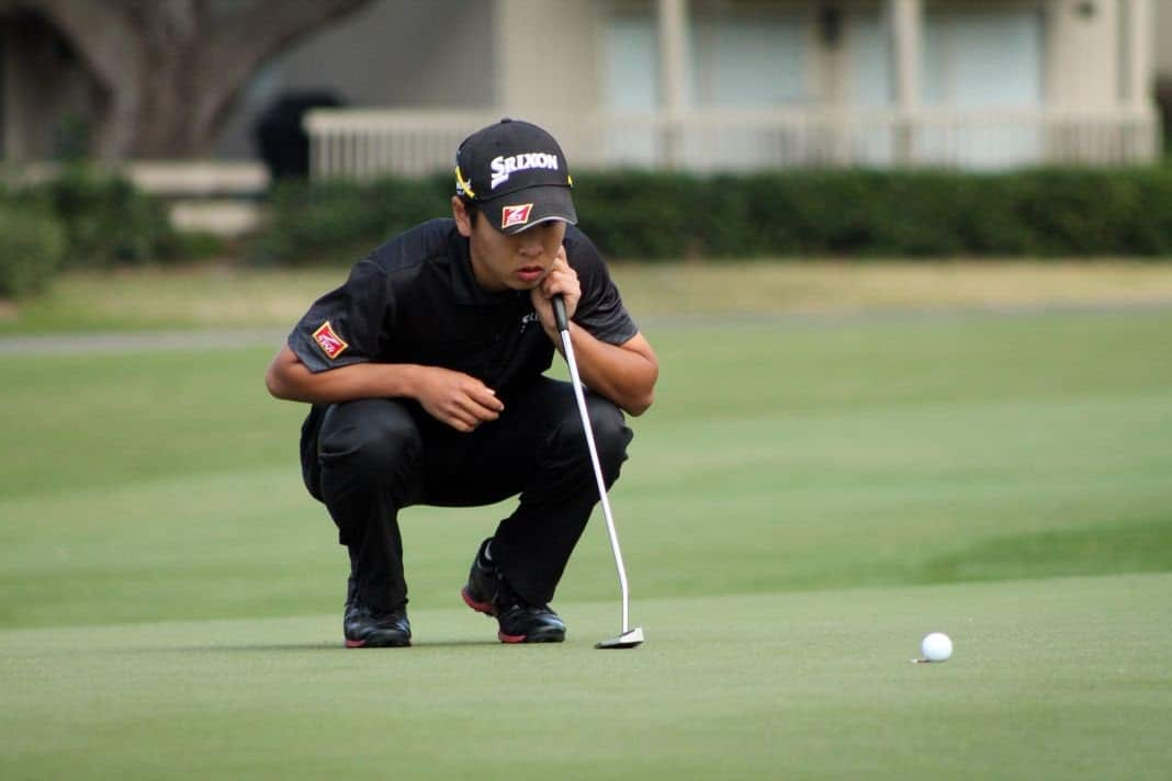 Shiso Go Competes at the Azalea Invitational