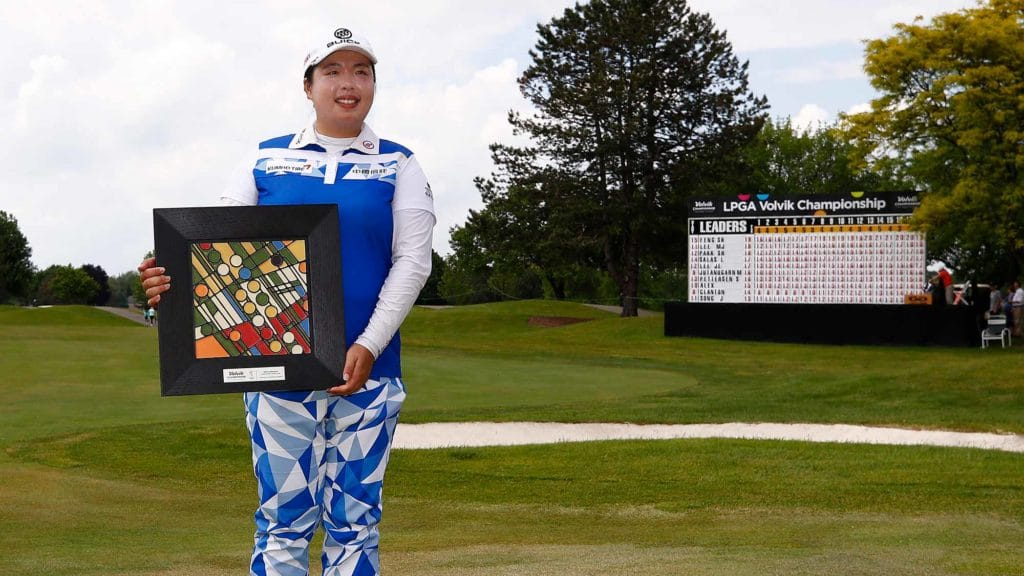 IJGA Alumna Feng Wins LPGA Volvik Championship For Seventh Career Victory