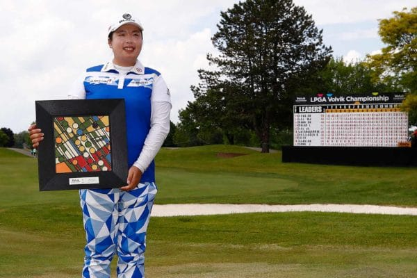 IJGA Alumna Feng Wins LPGA Volvik Championship For Seventh Career Victory
