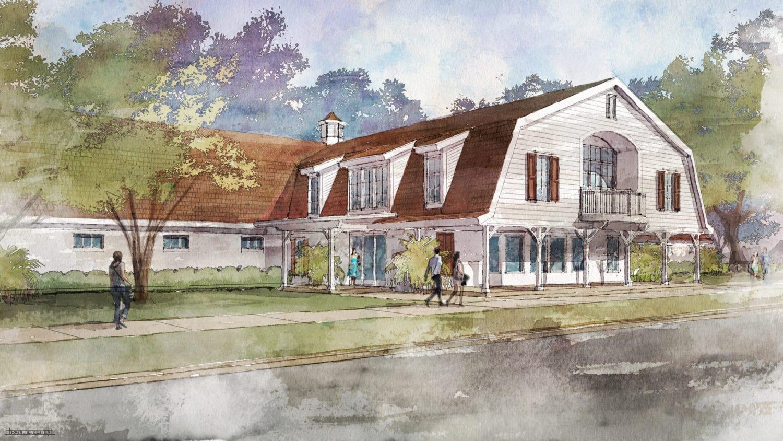 Renovations to the Barn at Old Carolina
