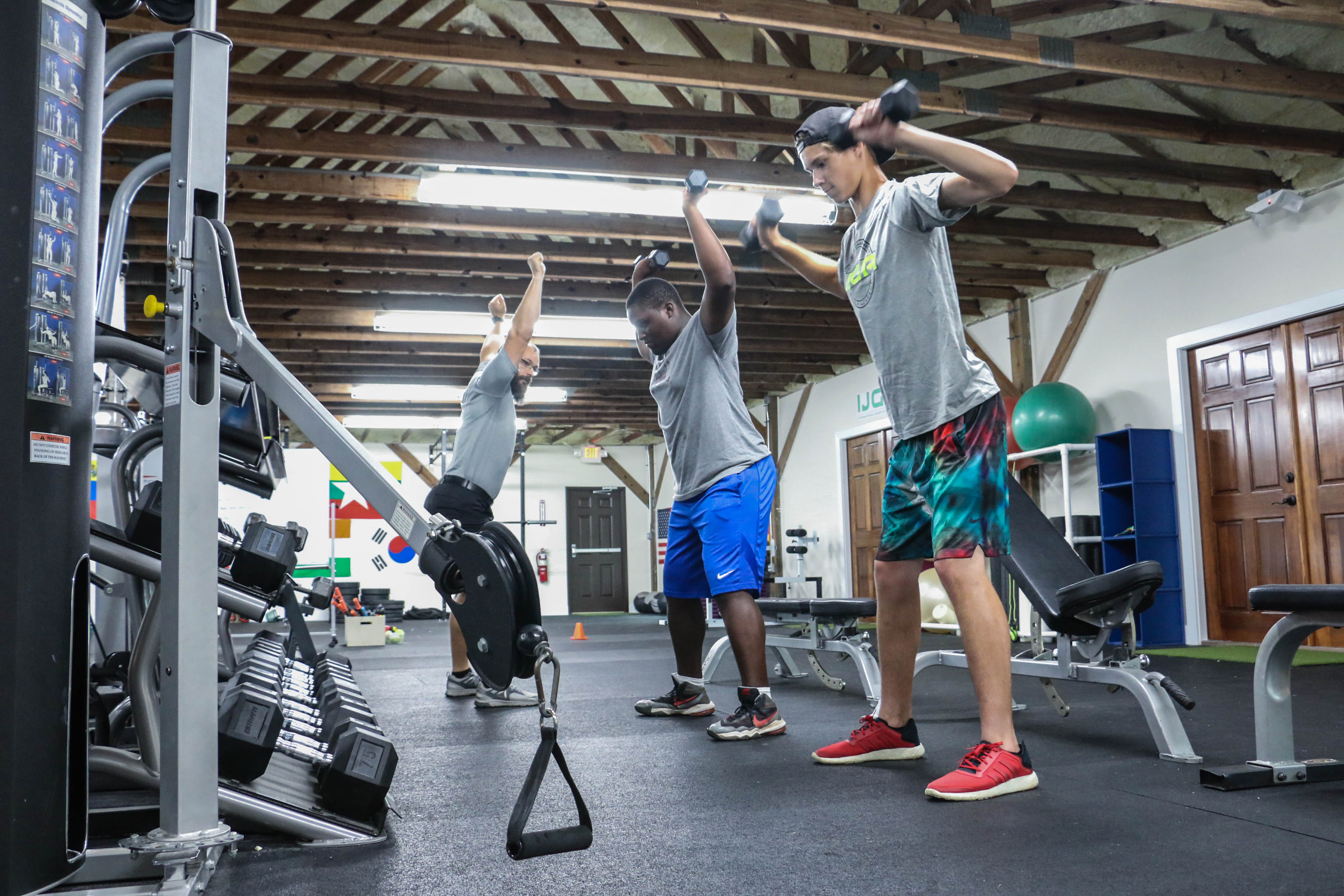 Developing a Plan to Optimize Performance in the Gym