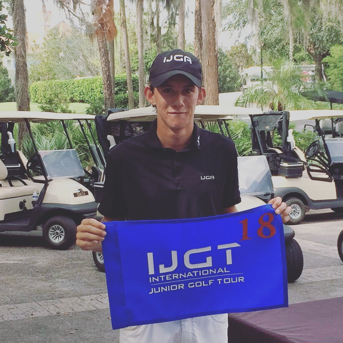 IJGA Student, Chase Phillips Wins IJGT Central Florida Classic