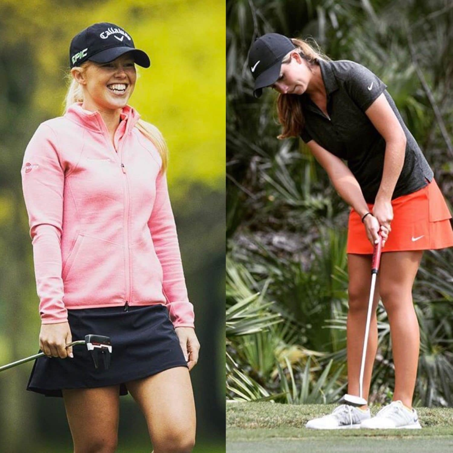 Two IJGA Alumni Take on Stage 3 of LPGA Tour Q-School