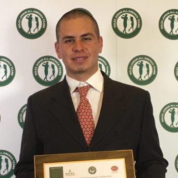 BGGA Student Julian Perico