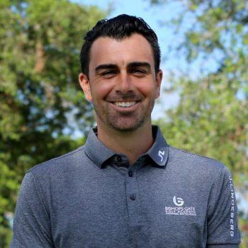 Zach Parker Junior golf academy coach