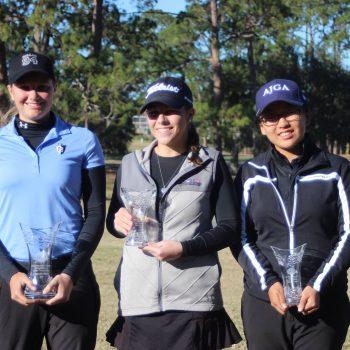 Junior Golf Academy wins