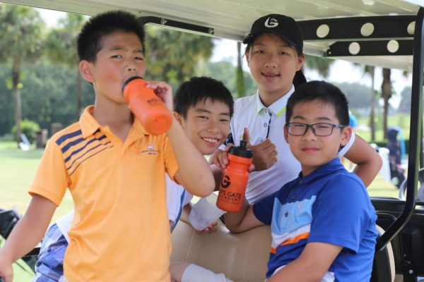 summer golf camps florida