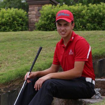 Marcos Montenegro Junior Golf Academy Student